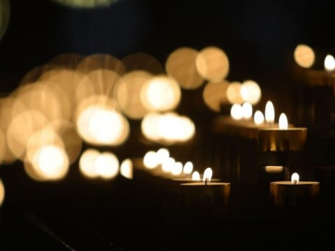 Messa funebre