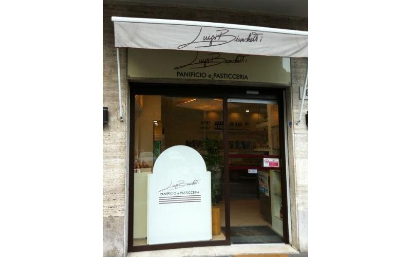 ingresso forno Brescia