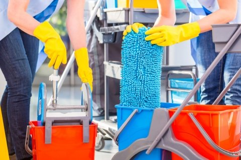 Impresa pulizie