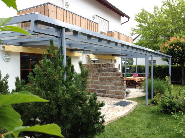 Terrassenüberdachung | Stefan Lutz Überdachung in Garching