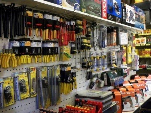 Nel punto vendita troverete utensili per piccoli lavori domestici