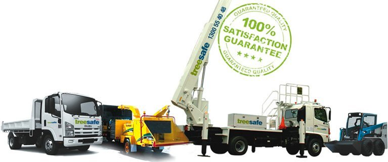 treesafe trucks & equipment