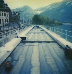 copertura ponte sull