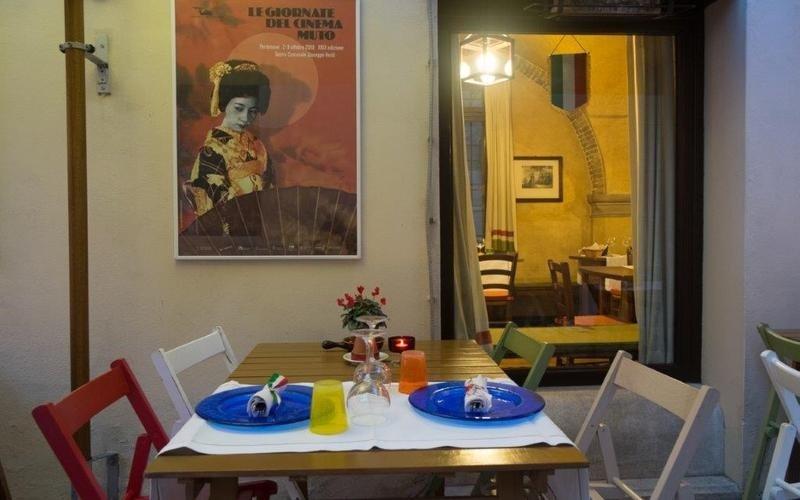 traditional Friulian cuisine in pordenone