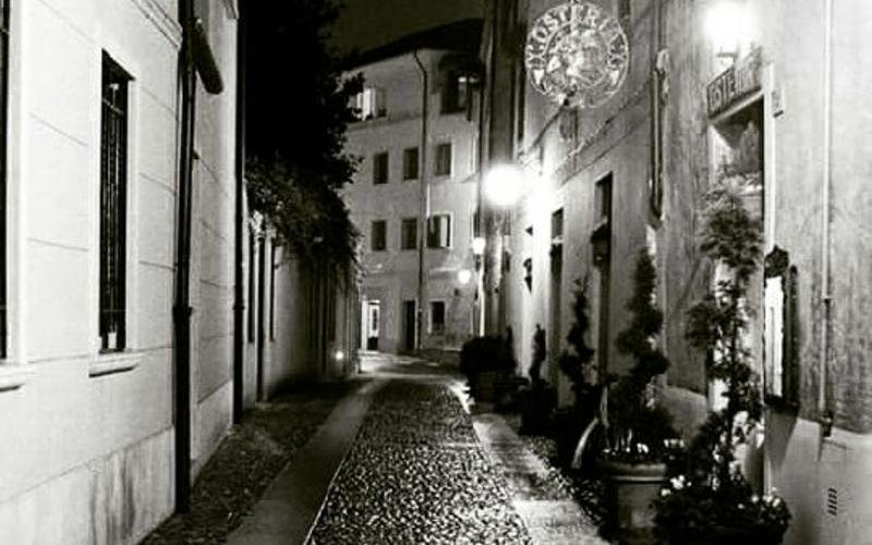 historical restaurant in Pordenone
