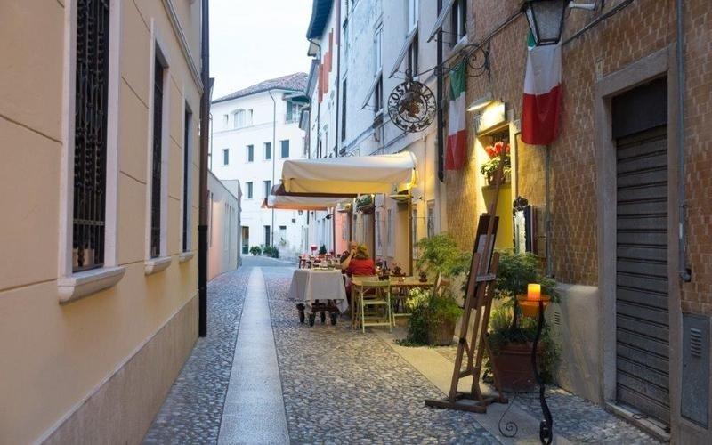 historical trattoria in pordenone