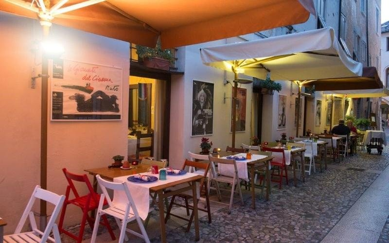 traditional venetian cuisine in pordenone