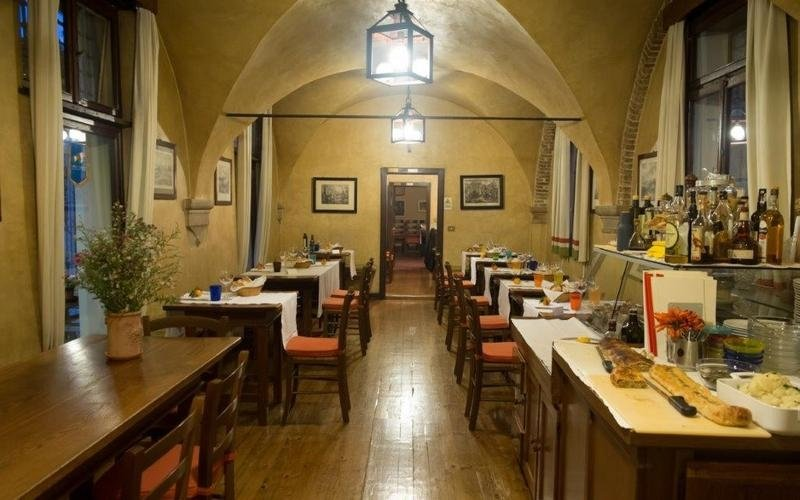 traditional friulian restaurant