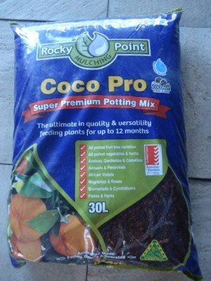 coco pro fertiliser mix