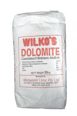 dolomite fertiliser