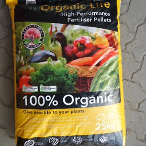 terrafirma organic life fertiliser mix