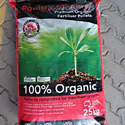 terrafirma poultry manure fertiliser