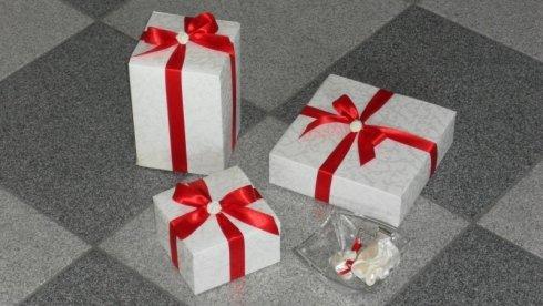 articoli da regalo, bomboniere in vetro soffiato
