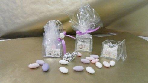 pacchetto regalo in vetro, oggetti in vetro di murano