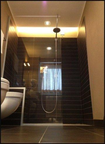 accessori doccia, vetro doccia