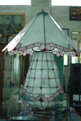 lampade in vetro, lampade in cristallo
