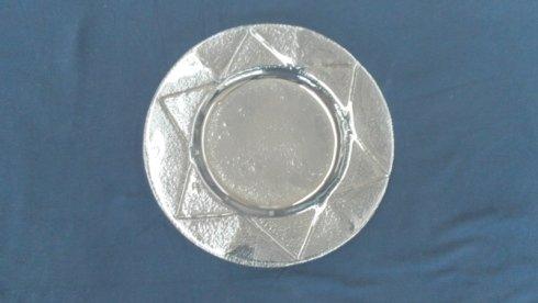 piatto decorativo, piatto in vetro