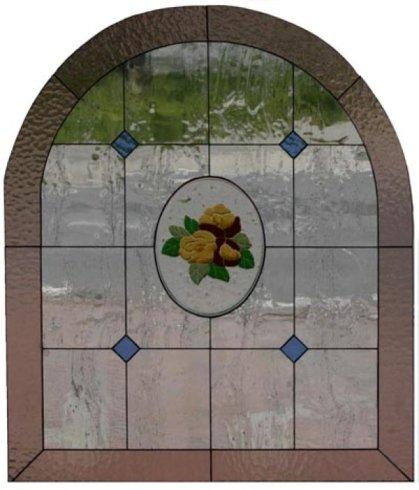 vetrate artistiche, decorazione vetri