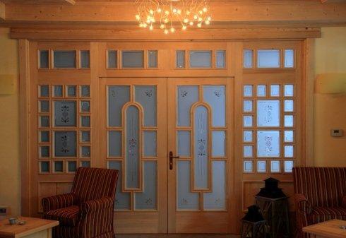 decorazioni artistiche, lavorazione vetro