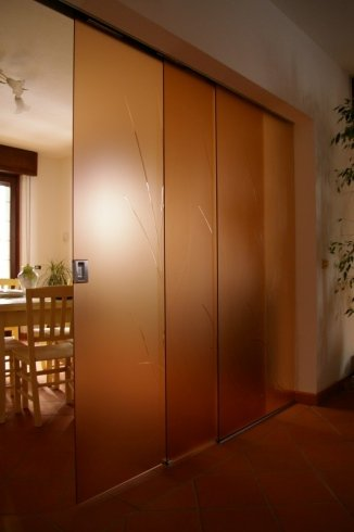 realizzazione vetri per porte, installazione vetri per porte