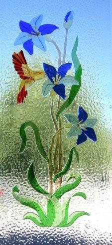 vetrofanie, vetrate artistiche