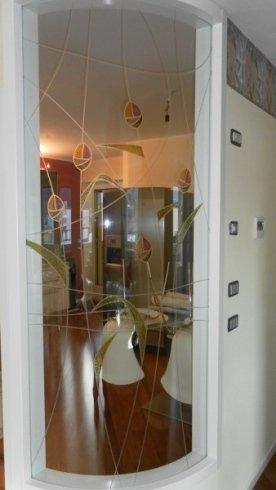 vetri per la casa, specchiere