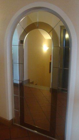 specchi decorati, specchio grande