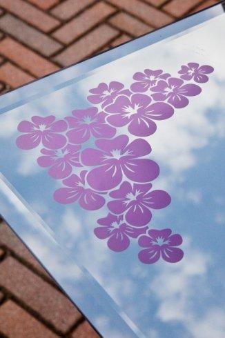 vetrate artistiche, decorazione specchi
