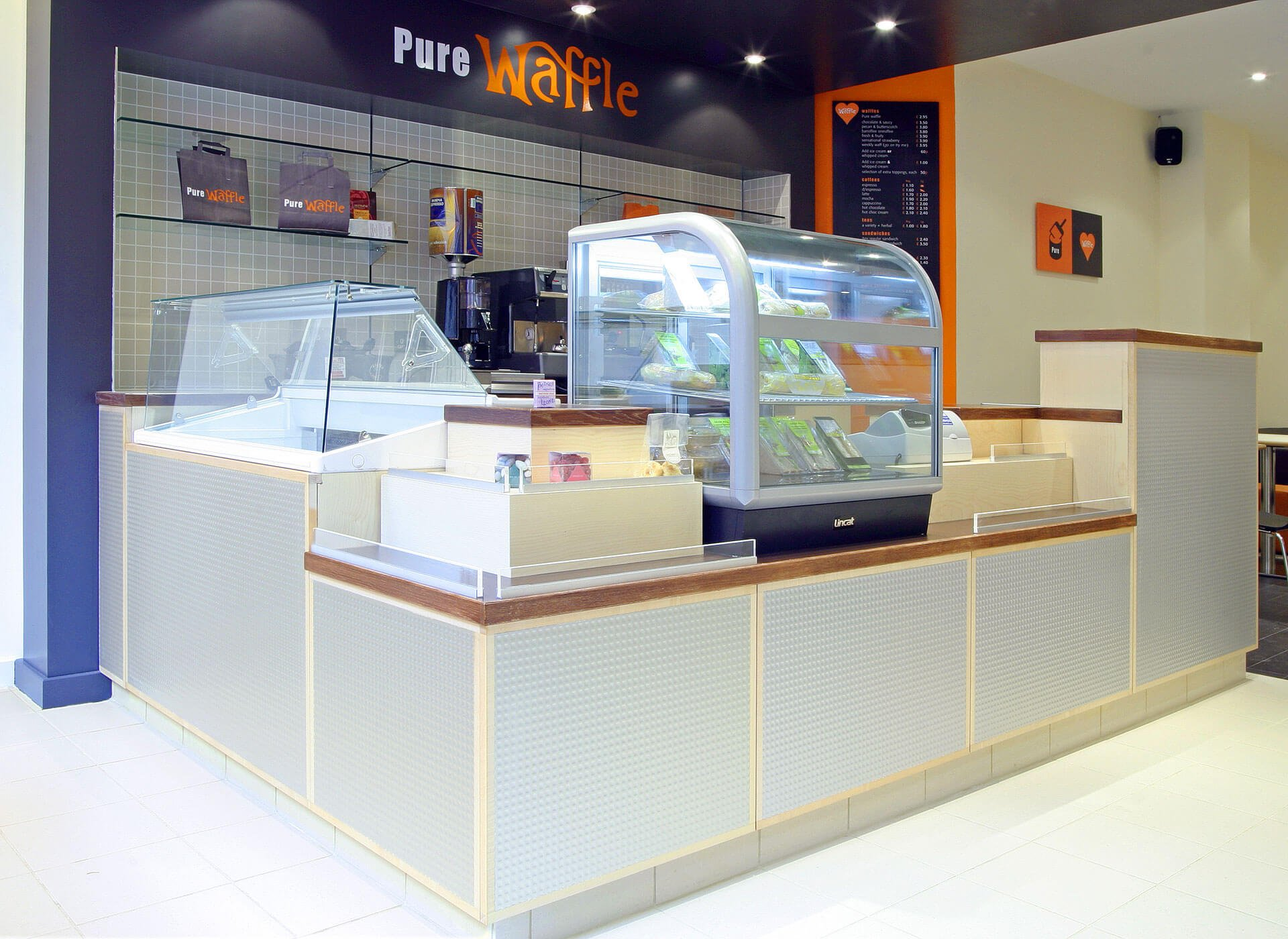 renovated counters