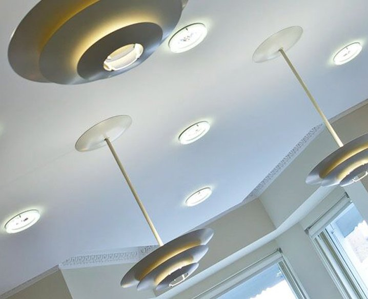 fitted lighting