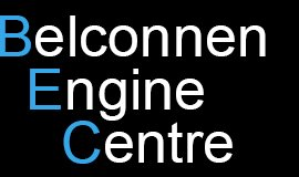 belconnen engine centre business logo