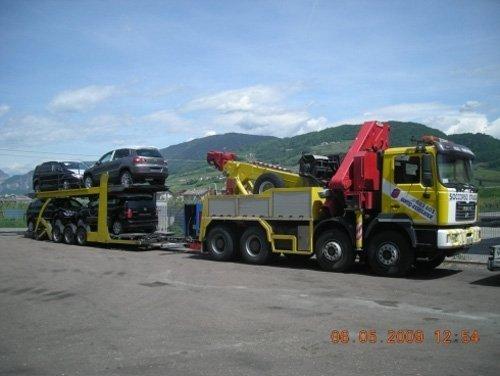 camion pronto soccorso