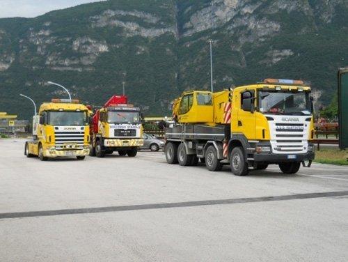 mezzi pronto soccorso stradale