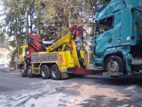 trasporto stradale camion