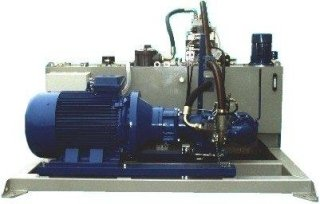 Centrale potenza 75kw