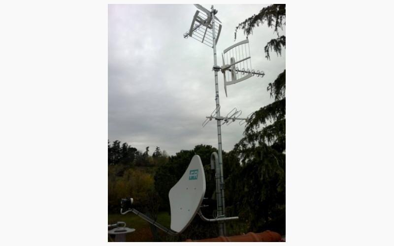 impianto antenna