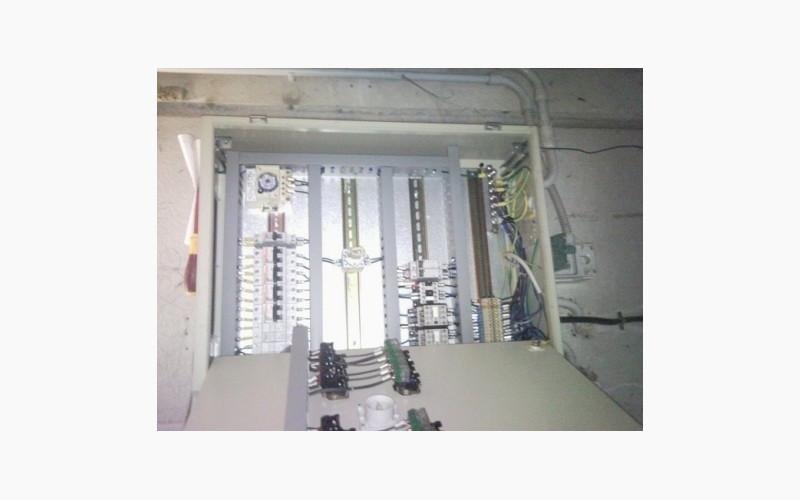 cablaggio cavi elettrici