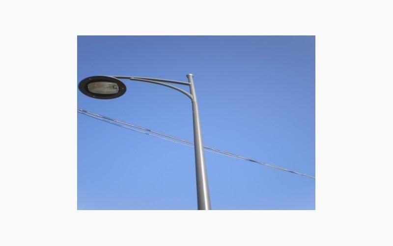installazione lampioni