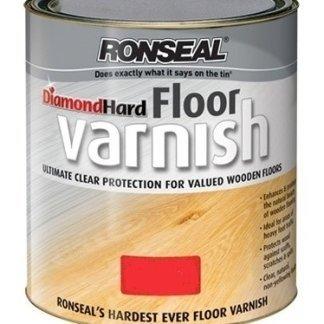ronseal diamond hard floor varnish