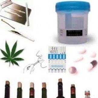 test droga, analisi alcool