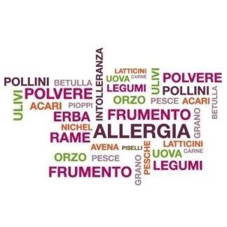 IGE totali, allergia alle graminacee, allergia muffe, allergia acari