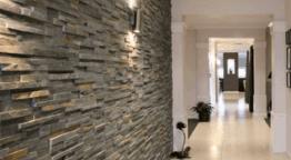 Muro in pietra interno