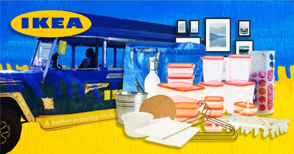 10 Ikea Products That Are Perfect For Any Pinoy Household Plus One