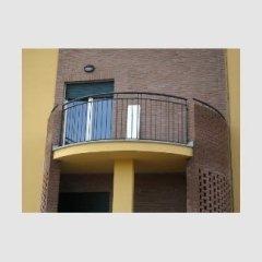 balcone semicircolare