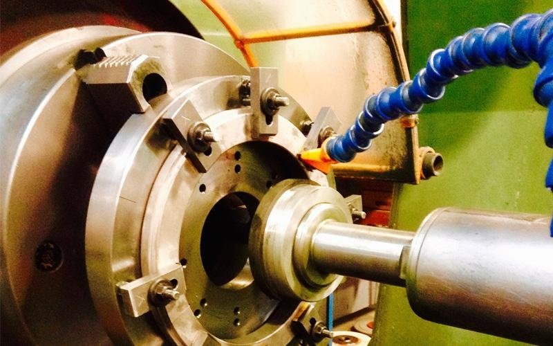 mechanical parts processing
