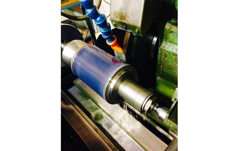 mechanical component grinding