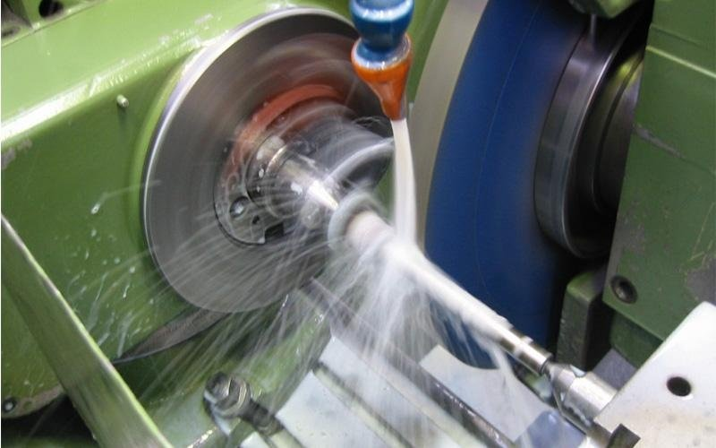 machining of mechanical parts