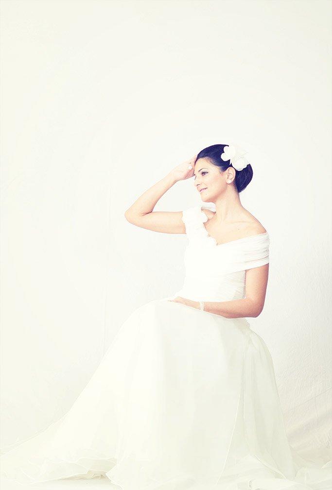 foto artistica sposa