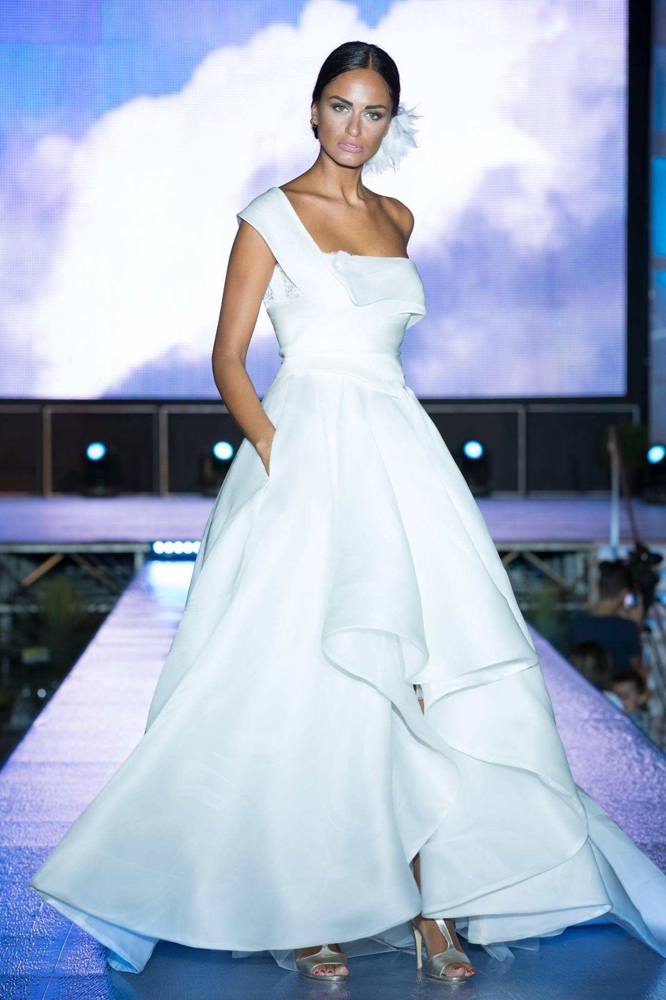 i nuovi modelli di abiti da sposa