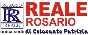 REALE ROSARIO ONORANZE FUNEBRI - LOGO